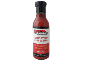 Buster Rhino's No Sugar Added Ketchup 355 ml