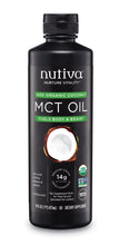 Load image into Gallery viewer, Nutiva Organic Liquid MCT Coconut Oil