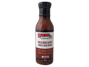 Buster Rhino's No Sugar Added BBQ Sauce 355 ml