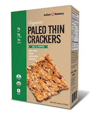 Julian Bakery Keto Crackers
