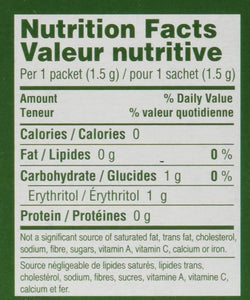 Whole Earth Sweetener - Packets (40 Pack)