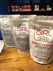 Farm Girl Nut Based Cereal