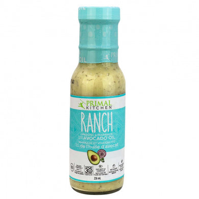 Primal Kitchen Ranch Dressing With Avocado Oil
