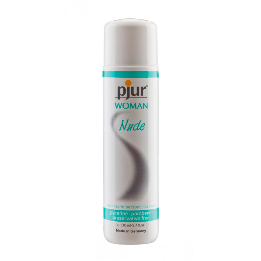 Pjur Woman Nude Water Based Personal Lubricant 100ml