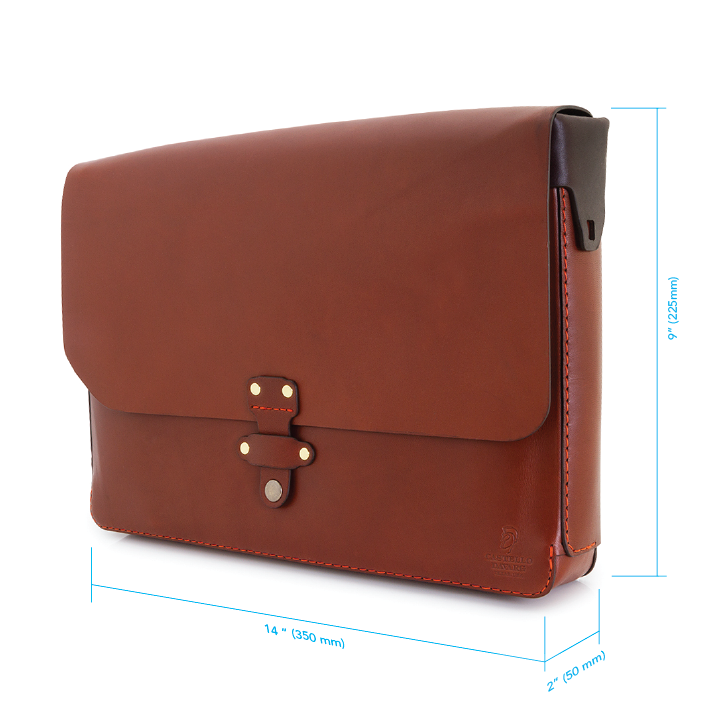 № 504  DALLES Attache Case