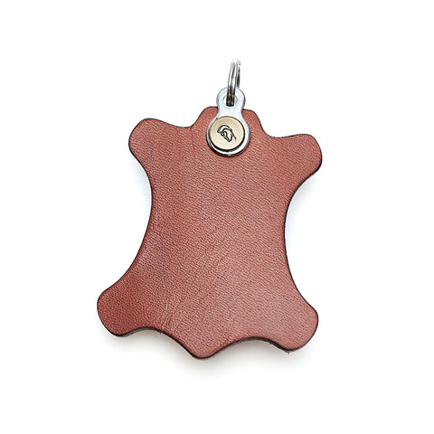№ 1100 KUNJ Leather Tag