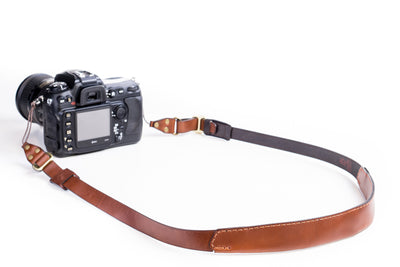 № 215 HARNEZ Camera Strap - for medium to large cameras