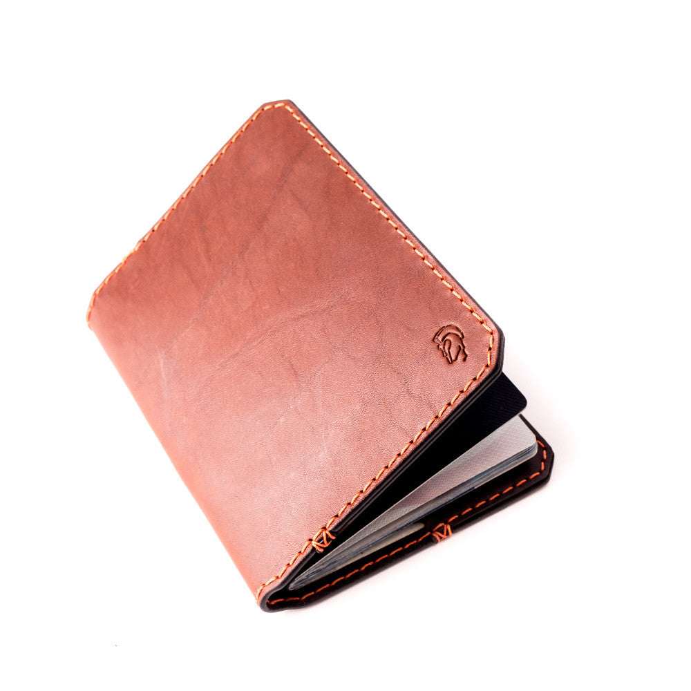 № 317 NOMAD Passport Travel Wallet