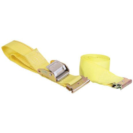 "E-Track 2"" x 12"" Cambuckle Strap - Welch Welding & Truck Equipment"