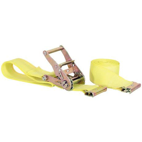 "2"" E-Track Ratchet Strap - Welch Welding & Truck Equipment"