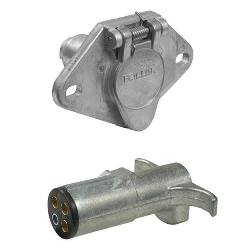 Pollak 11-400 4-Way Plug and Socket Assembly.
