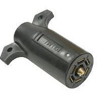 Pollak 12-706 7-Way Trailer End Connector Plug - Welch Welding & Truck Equipment