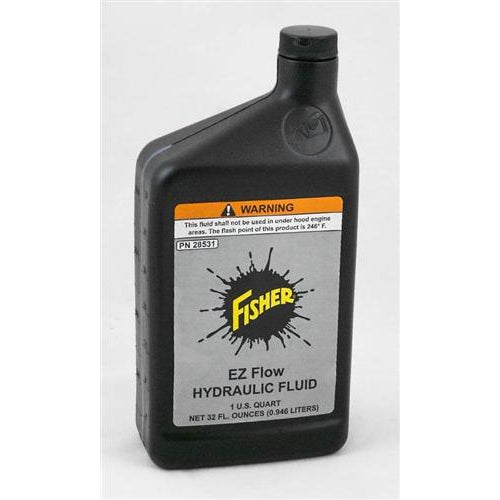 Fisher Hydraulic Fluid 1 Quart - Welch Welding & Truck Equipment