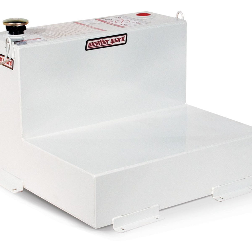 Weather Guard 350-3-01 Transfer Tank - Welch Welding & Truck Equipment