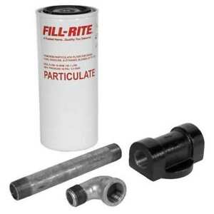 Fill-Rite F7018 Particulate Filter Kit - Welch Welding & Truck Equipment