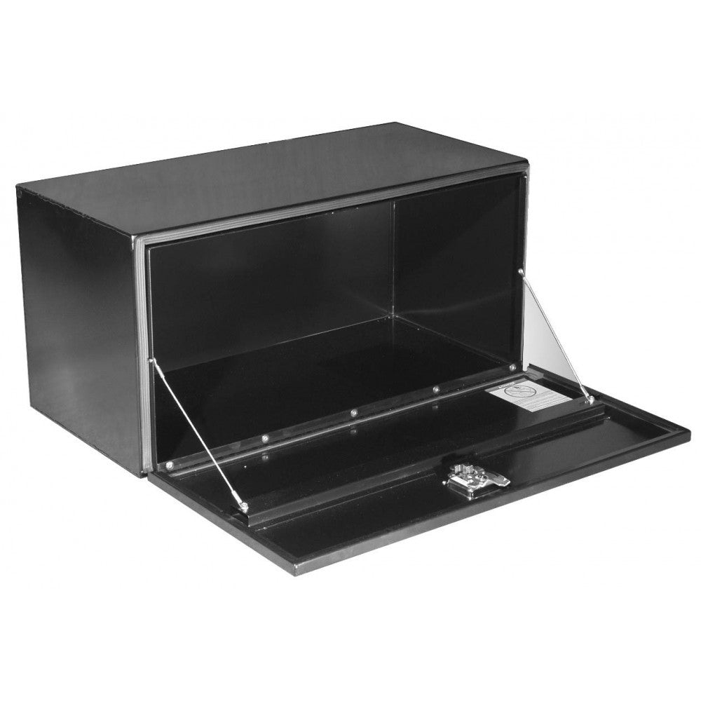 Weather Guard 536-5-02 Steel Underbed Box - Welch Welding & Truck Equipment