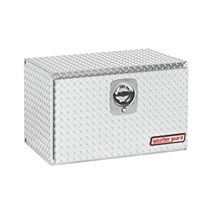 Weather Guard 631-0-02 Aluminum Underbed Box - Welch Welding & Truck Equipment