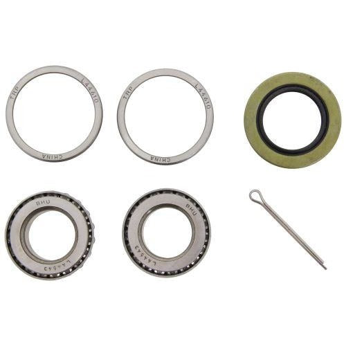 "1"" Trailer Bearing Kits. Trailer Bearings. Bearing Kit BK-1. 44643. 44610"
