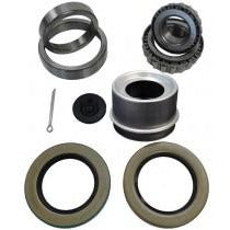 "1-3/4"" x 1-1/4"" Bearing Kit. Trailer bearing kit. Inner bearing 25580. Outer bearing 14125. Inner race 25520. Outer race 14276. BK-14"