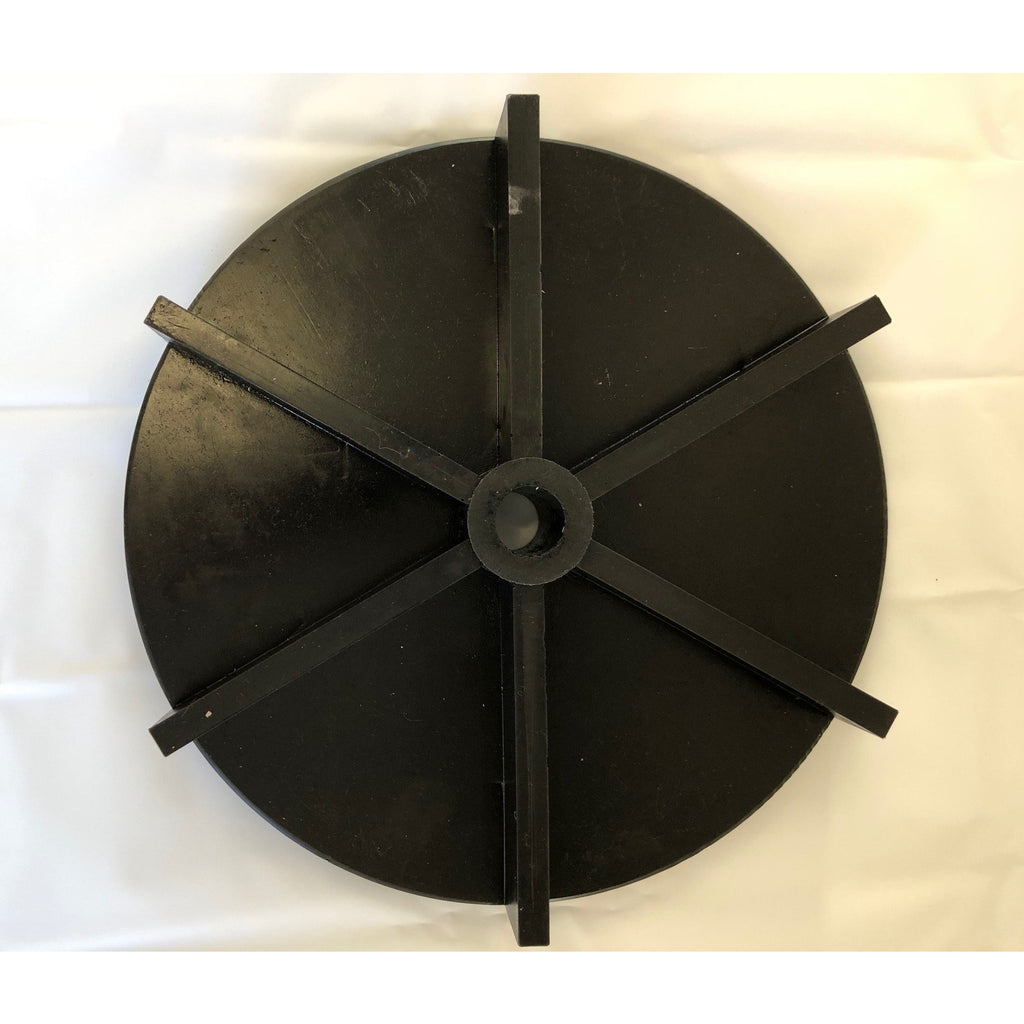 "Buyers 12-3/4"" Poly Spinner Disk"