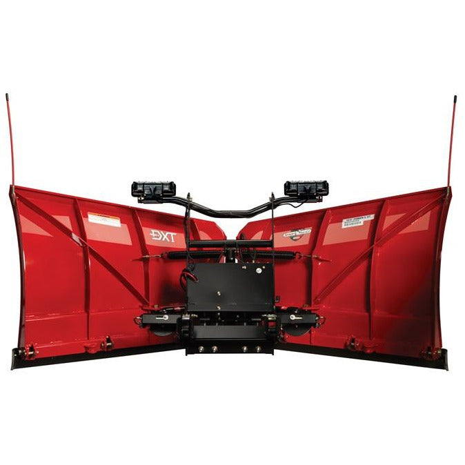 "Boss 9'2"" V-DXT Snow Plow"