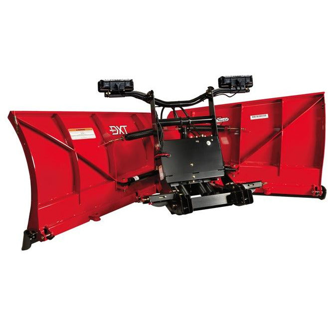 "Boss 9'2"" V-DXT Poly Snow Plow"