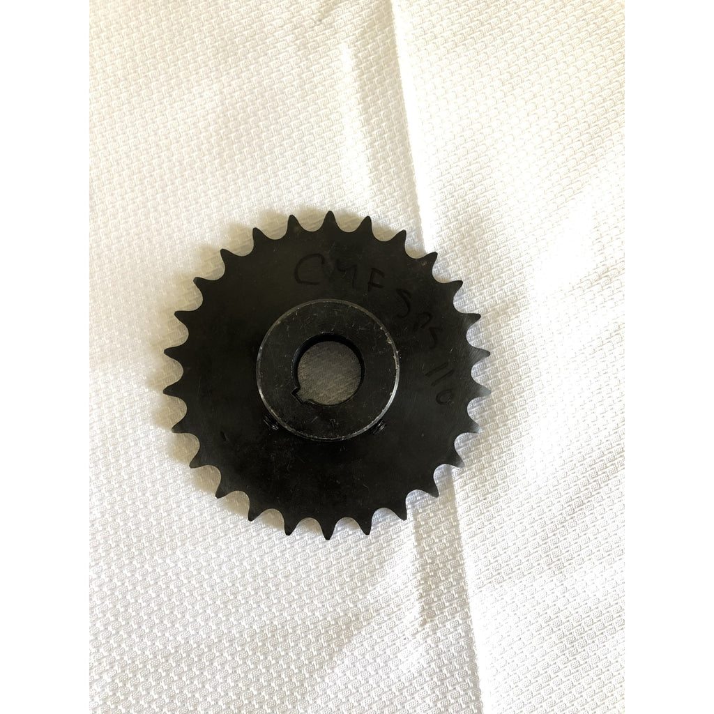 Downeaster SPS110 Spinner Shaft Sprocket