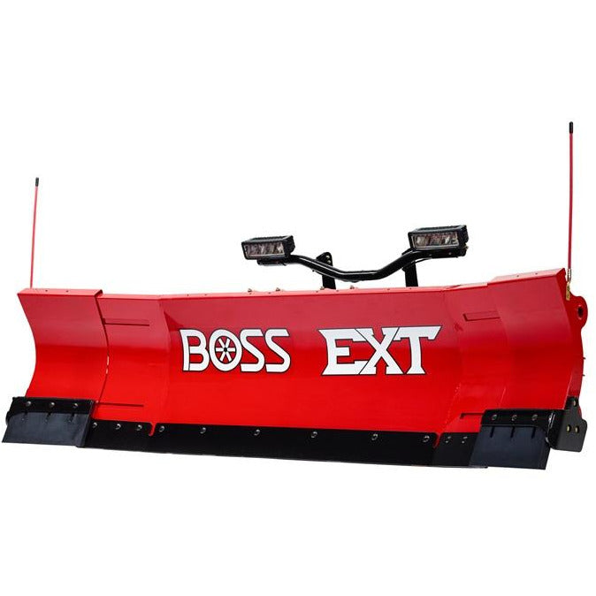Boss 8'-10' EXT Snow Plow - Welch Welding and Truck Equipment, Inc.