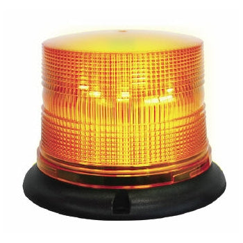 Hella 27115001 Amber Fixed Beacon - Welch Welding & Truck Equipment