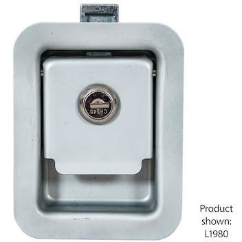 Buyers Rectangular Paddle Latch