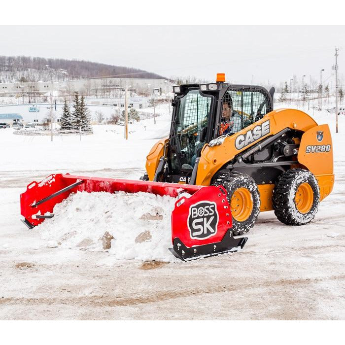 Boss Skid Steer SK-12 Box Plow