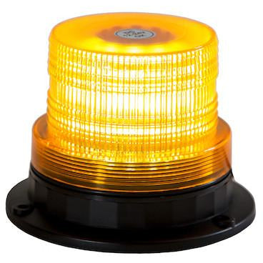 "Buyers 4"" Amber LED Beacon - Welch Welding & Truck Equipment"
