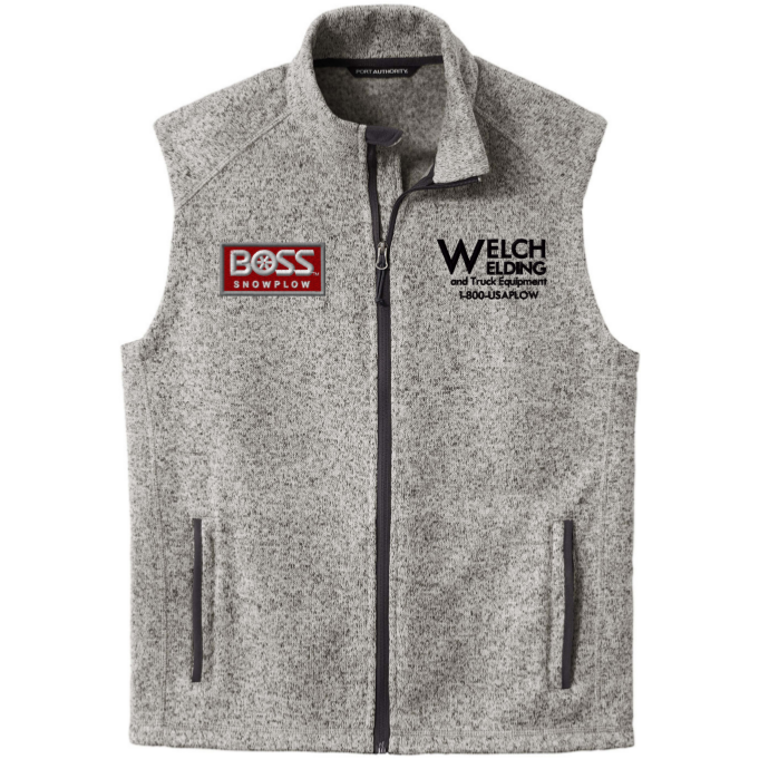 Welch Welding Boss Snow Plow Vest