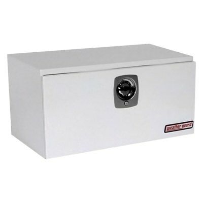 Weather Guard 536-3-02 Steel Underbed Box - Welch Welding & Truck Equipment