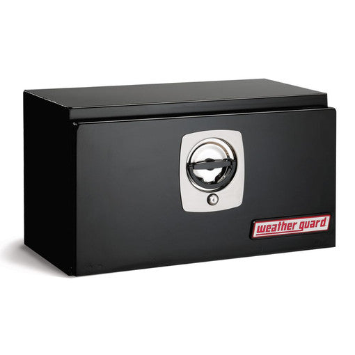 Weather Guard 525-5-02 Steel Underbed Box - Welch Welding & Truck Equipment