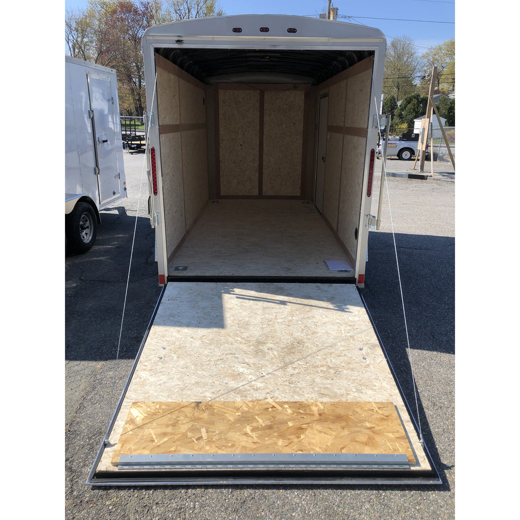 Wells Cargo 6 x 12 Road Force Trailer