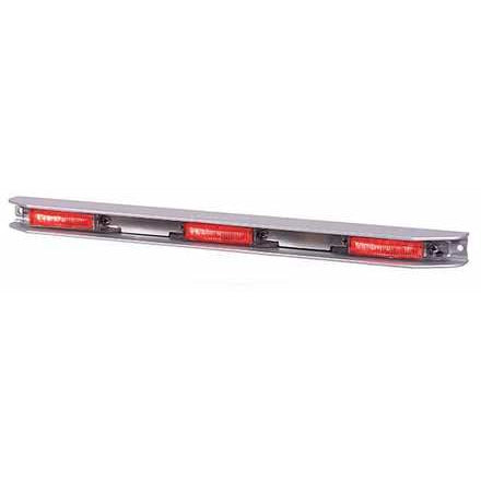 Maxxima M20343R Red Marker Lighting Bar - Welch Welding & Truck Equipment