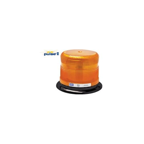 Ecco 7965A Amber 3 Bolt Beacon - Welch Welding & Truck Equipment