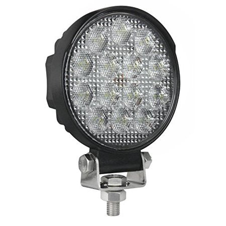 Hella Round 2.0 LED Work Light. Hella 357105012. Round LED truck light. 2000 lumen truck light