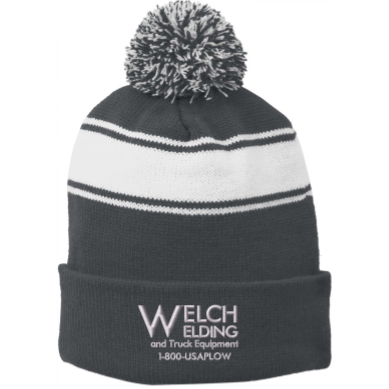 Welch Welding Boss Snow Plow Winter Hat