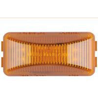 "Maxxima M20320Y Amber 2-1/2"" Marker Light - Welch Welding & Truck Equipment"