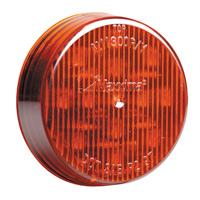 "Maxxima M11300R Red 2-1/2"" Marker Light - Welch Welding & Truck Equipment"