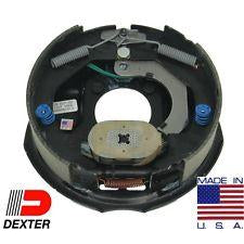 "Dexter 10"" x 2-1/4"" Left Hand Electric Brake - Welch Welding & Truck Equipment"