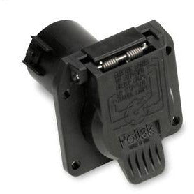 Pollak 11-893 7-Way Vehicle End Connector Socket