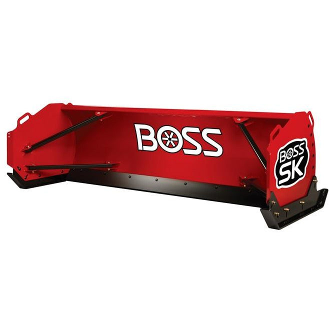 Boss Skid Steer SK-10 Box Plow