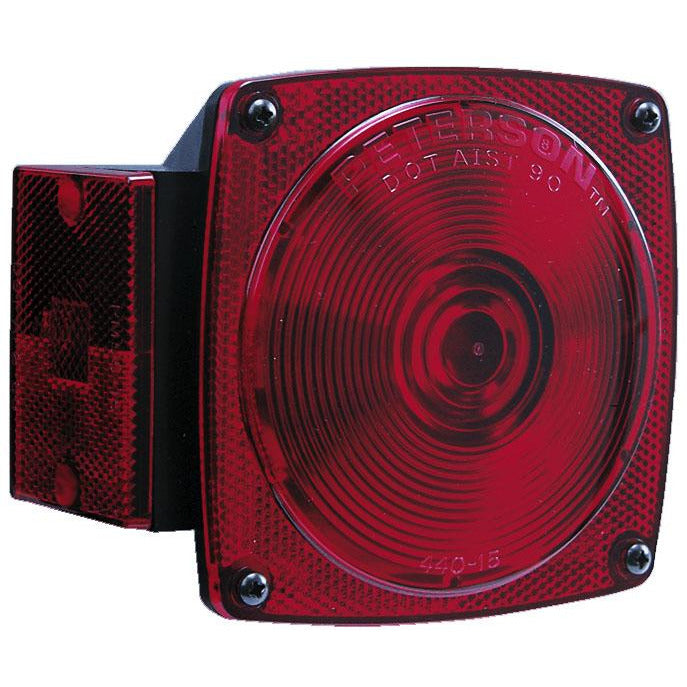 Peterson V440L Stop Turn and Tail Light - Welch Welding & Truck Equipment