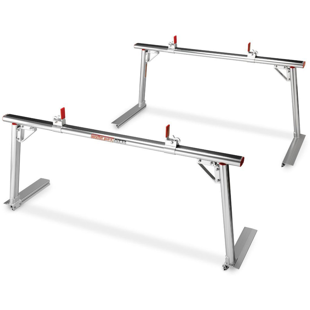 Weather Guard 1200 Aluminum Truck Rack - Welch Welding & Truck Equipment