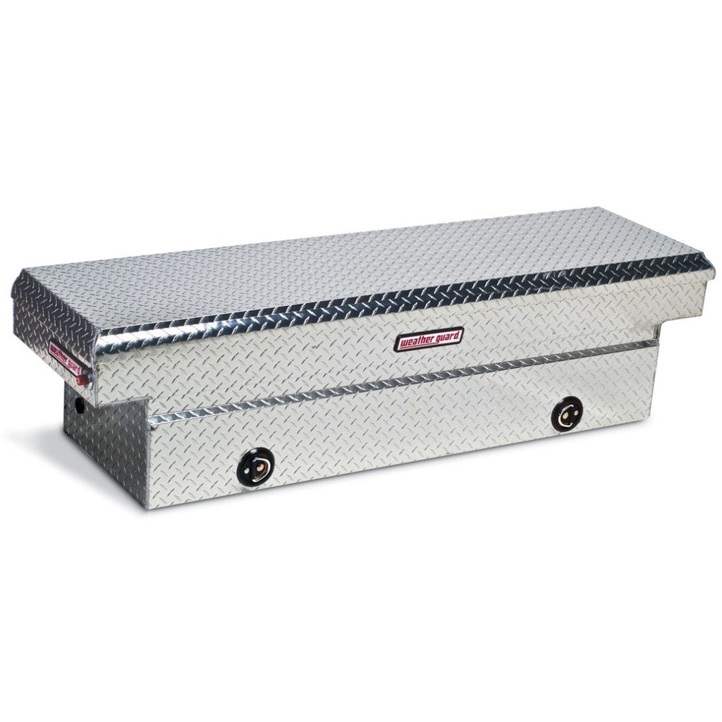 Weather Guard 127-0-02 Aluminum Tool Box - Welch Welding & Truck Equipment