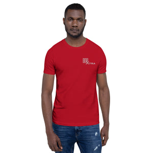 Christmas Short-Sleeve Embroidered Unisex T-Shirt