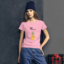 BXTRA Women's Classic Tee with Pineapple